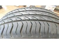 Suntrag 17 55 225 used tyre