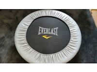 Everlast Exercise Trampoline With Removable Legs