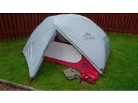 MSR ELIXIR 2 2MAN MOUNTAIN TENT RAB ALPKIT EQUIPMENT TERRA NOVA