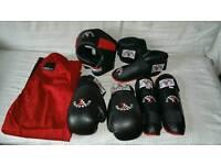 Kickboxing kit