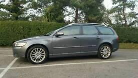 Volvo V50 SE LUX 08