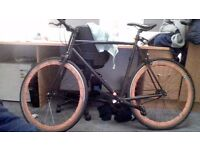Mens No-Logo Single Speed Bike (Good Condition)