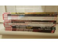 Marvel Trade Paperback Graphic Novel - Avengers, Wolverine, Deadpool, Captain America, Spider-man