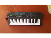 Full size casio electric keyboard