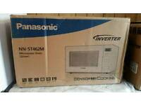 Panasonic Brand new microwave with guaranty