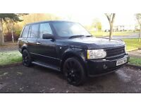 LAND ROVER RANGE ROVER 4.2 SUPERCHARGED 395BHP 22ALLOYS LPG brc conversion