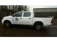 Mint condition Toyota Hilux 2.5DID