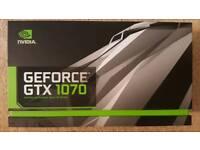 Geforce GTX 1070 Founders Edition (FE)