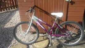 Girls bike. Used. Collection only. £20 ono
