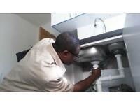 Plumber, Taps, radiator, gas cooker, boiler installation, unblock toilet, sink, Morden and near