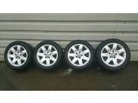 Bmw 16 inch alloy wheels