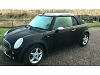 2004 mini one convertable