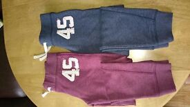 BRAND NEW WITH TAGS NEXT GIRLS JOGGERS (6 YEARS)