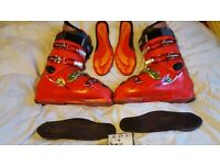 Salomon Ski Boots - size 9