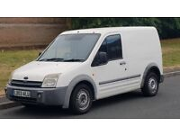 FORD TRANSIT CONNECT 1,9 TDDI WHITE 9 MONTHS MOT SMOOTH DRIVE PX TO CLEAR BARGAIN NO V.A.T