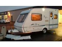 Swift Challenger 400se luxury 2 berth 2002 excellent condition inside and out