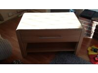 Strand coffee table/tv stand - in great condition