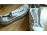 Size 9 converse