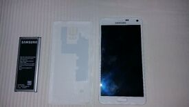 Samsung Galaxy Note 4 White N910F
