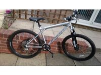 Brand new gt avalanche moutain bike swap