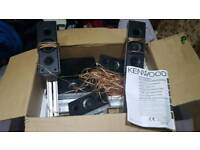 Kenwood KS speaker set