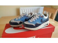 Nike Air Max 1 (PS) Childrens Trainers UK Size 11 EUR 28.5