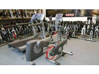 3 Piece Life Fitness Cardio Package: 97Ti, 95Xi, Lc GX Commercial Gym Equipment
