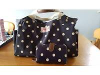 Cath kitson bag and matching purse