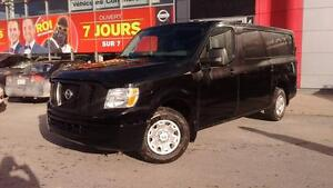 2014 Nissan NV S / HITCH / GR.ELECTRIQUE / AIR / CRUISE