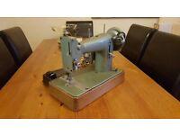 Jones VINTAGE electric sewing machine in working order