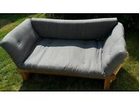futon - futon bed - guest bed - single bed - Free delivery