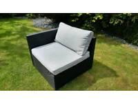 Chair - Corner Seat - Conservatory Furniture