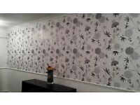 Tiling, painting and decorating, plumbing.. .various trades undertaken.