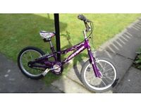 """Girls """"Gary Fisher"""" Bicycle approx age 6 to 7 years"""