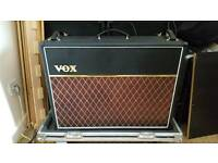 Vox AC30vr 2x12 combo guitar amp