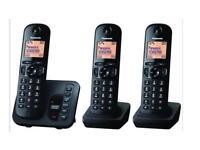 Panasonic KX‑TGC223E triple set