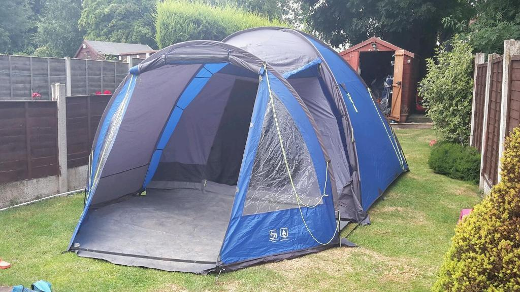 Hi Gear Atakama 5 Berth Tent In Nuneaton Warwickshire