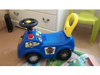 Paw Patrol (Chase) Ride-On