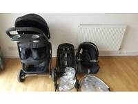 Graco limited edition modes travelsystem