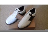 HI-TECH Leather golf shoes size 8 brand new in the box
