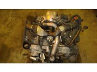 2005-2010 MERCEDES BENZ 2.2 OM642.920 COMPLETE ENGINE 72,000 MILEAGE ONLY WITH WARRANTY