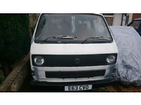 VW T25 Camper Dayvan part complete project bargain
