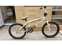 "Mongoose subject BMX stunt bike. 20"" wheels Back brake only"