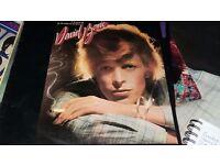 David bowie. Young americans. Original 1975 LP