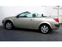 2005 │ Renault Megane │ 1.6 Dynamique │Convertible │ 1 Former keeper │ Glass Roof