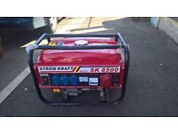 Generator for sale. This is brand new and never been used.