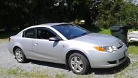 2007 Saturn ION Car