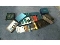 Versace, Gucci, Hugo Boss, lacoste and more aftershaves, perfume brand new!!