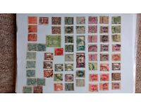 A Very Rare Vintage stamp collection from all over world
