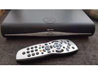 Sky+ HD TV Box with built in Wi-Fi & Sky Hub Router for Wireless Broadband WiFi